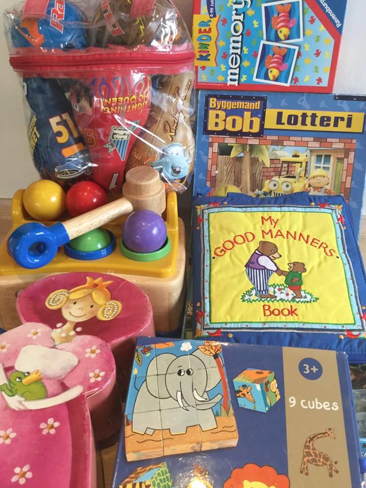 Loppemarked for Børn