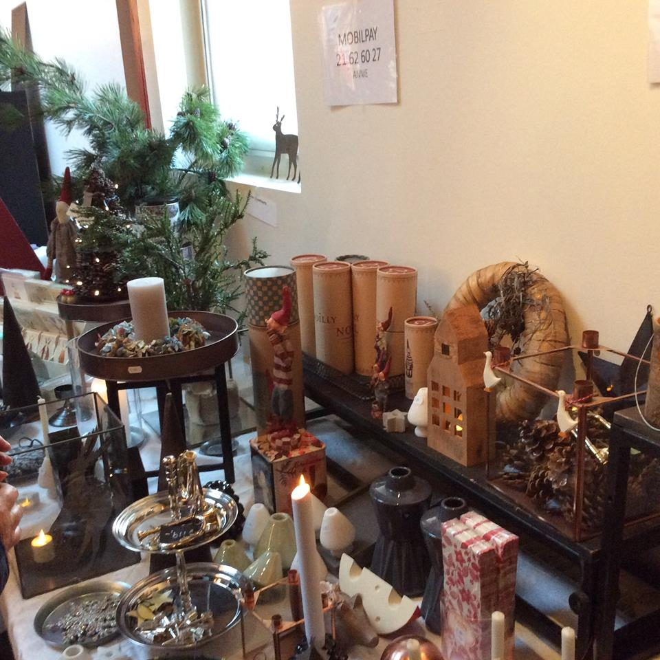 Julemarked og Livsstilsmesse 18. -19. november